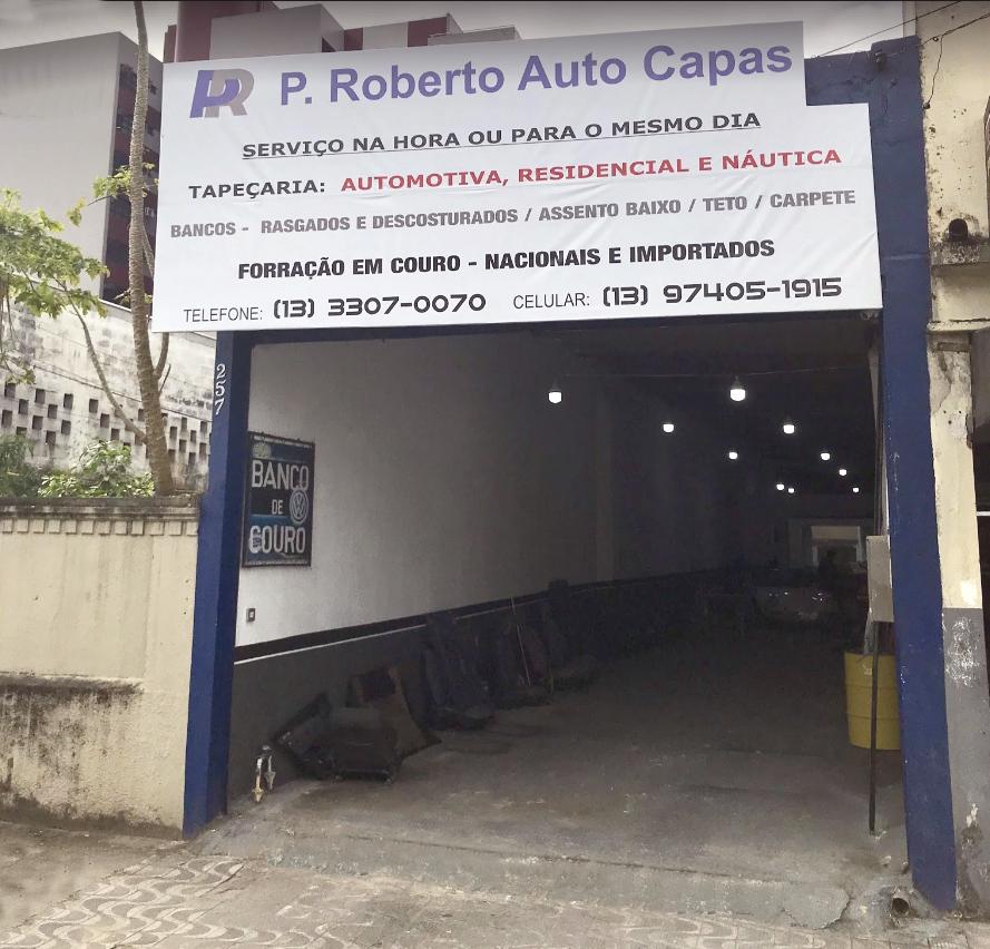PRoberto Tapeçaria Automotiva em Santos